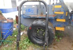 ROPS BAR suit dumper / roller