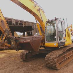 New Holland Kobelco SOLD E235BSR SOLD
