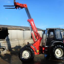 Manitou SOLD MLA628 SOLD