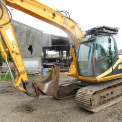 JCB SOLD JS130LC SOLD