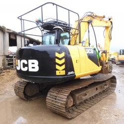 JCB SOLD JS145LC SOLD