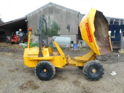 Benford SOLD 3 ton Swivel SOLD